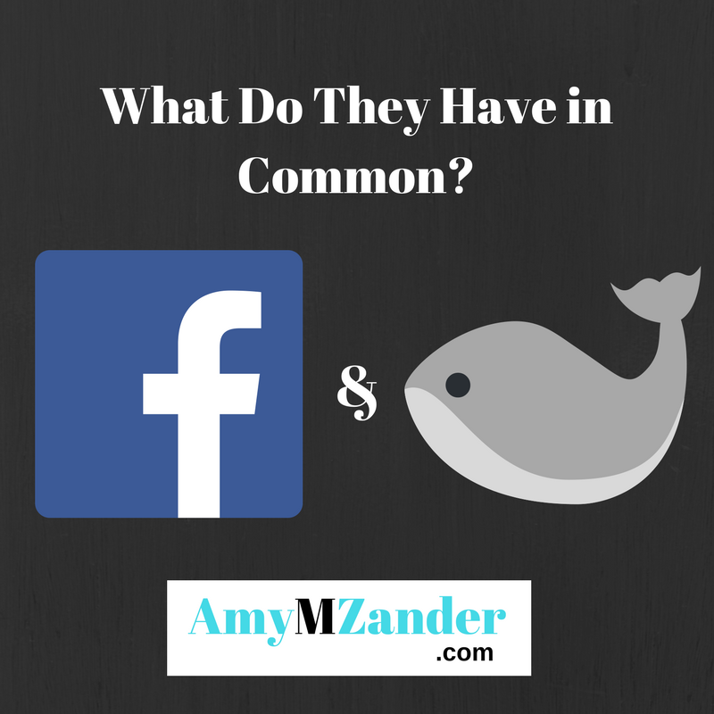 Facebook: How to Find and Utilize your Whale Chart!
