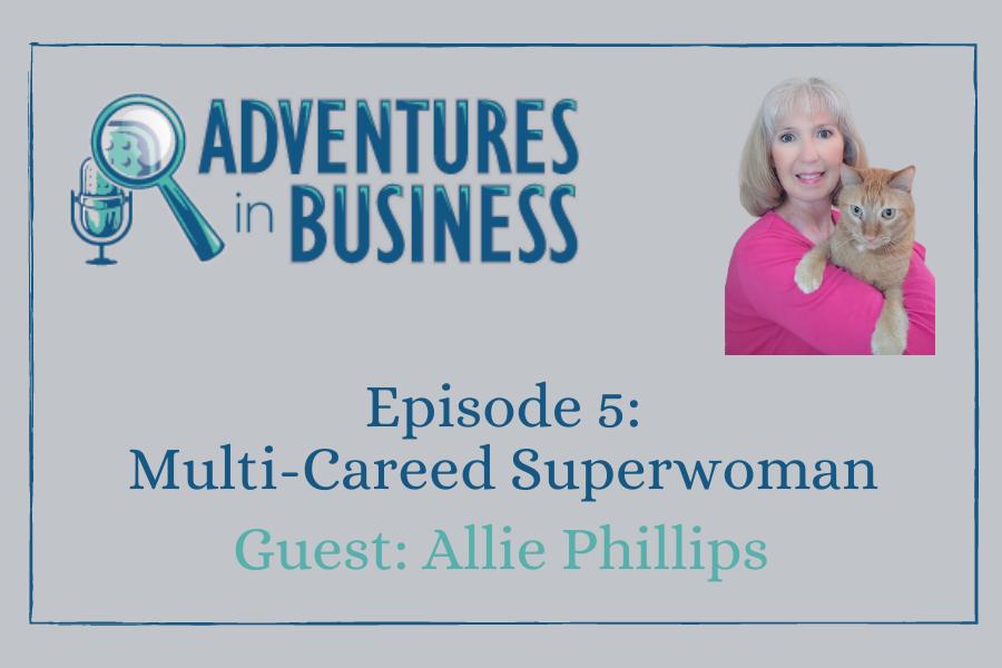 AIB Episode 5 - Allie Phillips